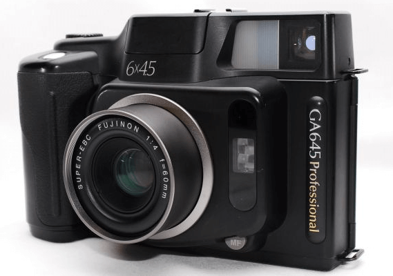fuji GA 645 Pro