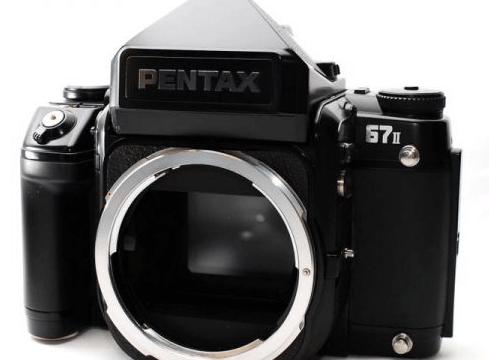 PENTAX ペンタックス 67 ii