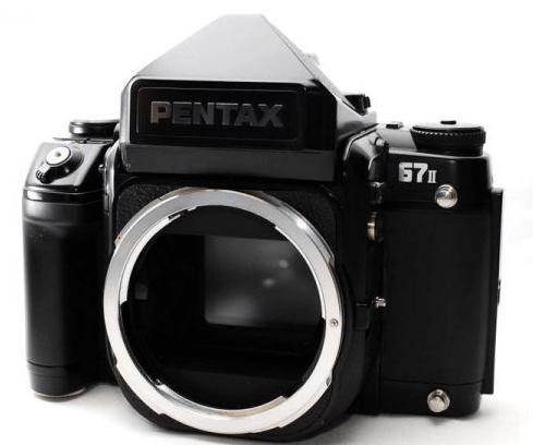 pentax 67 ii
