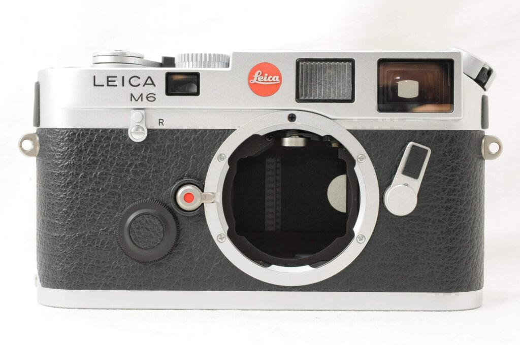 LEICA ライカ M6  シルバー