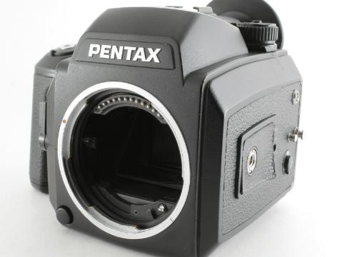 PENTAX ペンタックス 645N ii