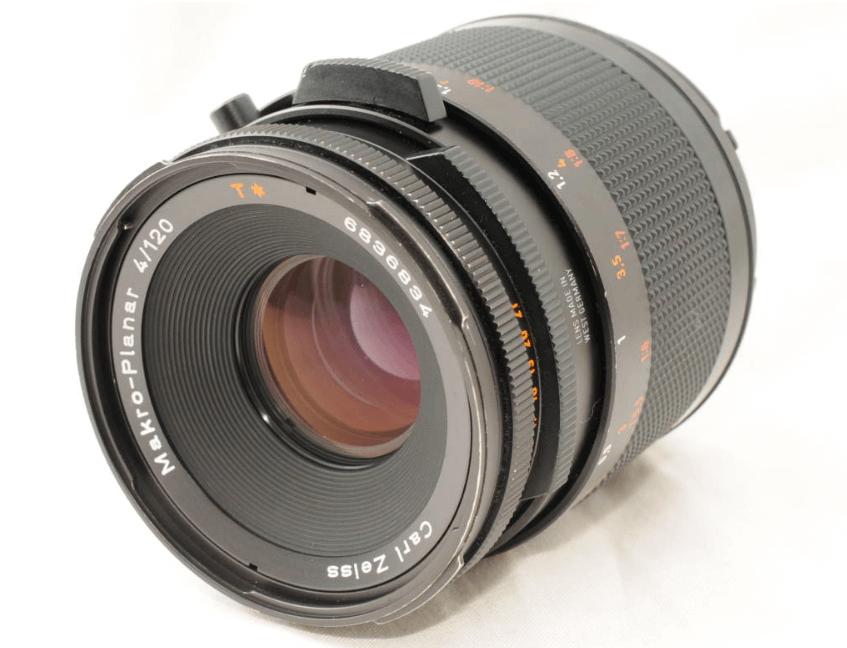 ハッセル cf 120mm f4 makro