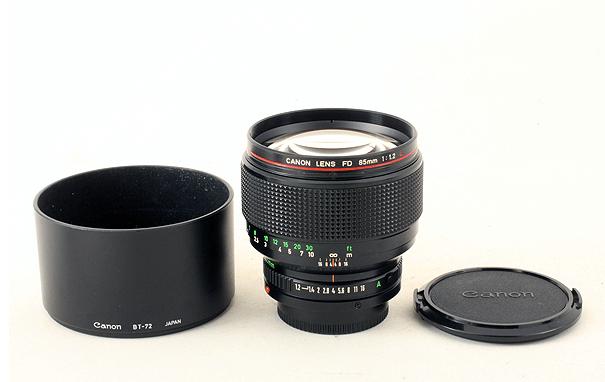 NEW 85mm f1.2