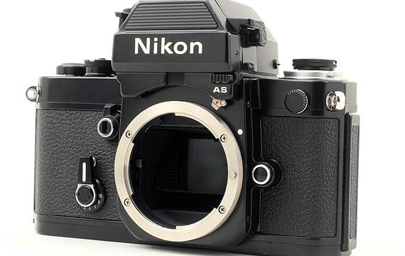 Nikon f2 フォトミック AS ブラック